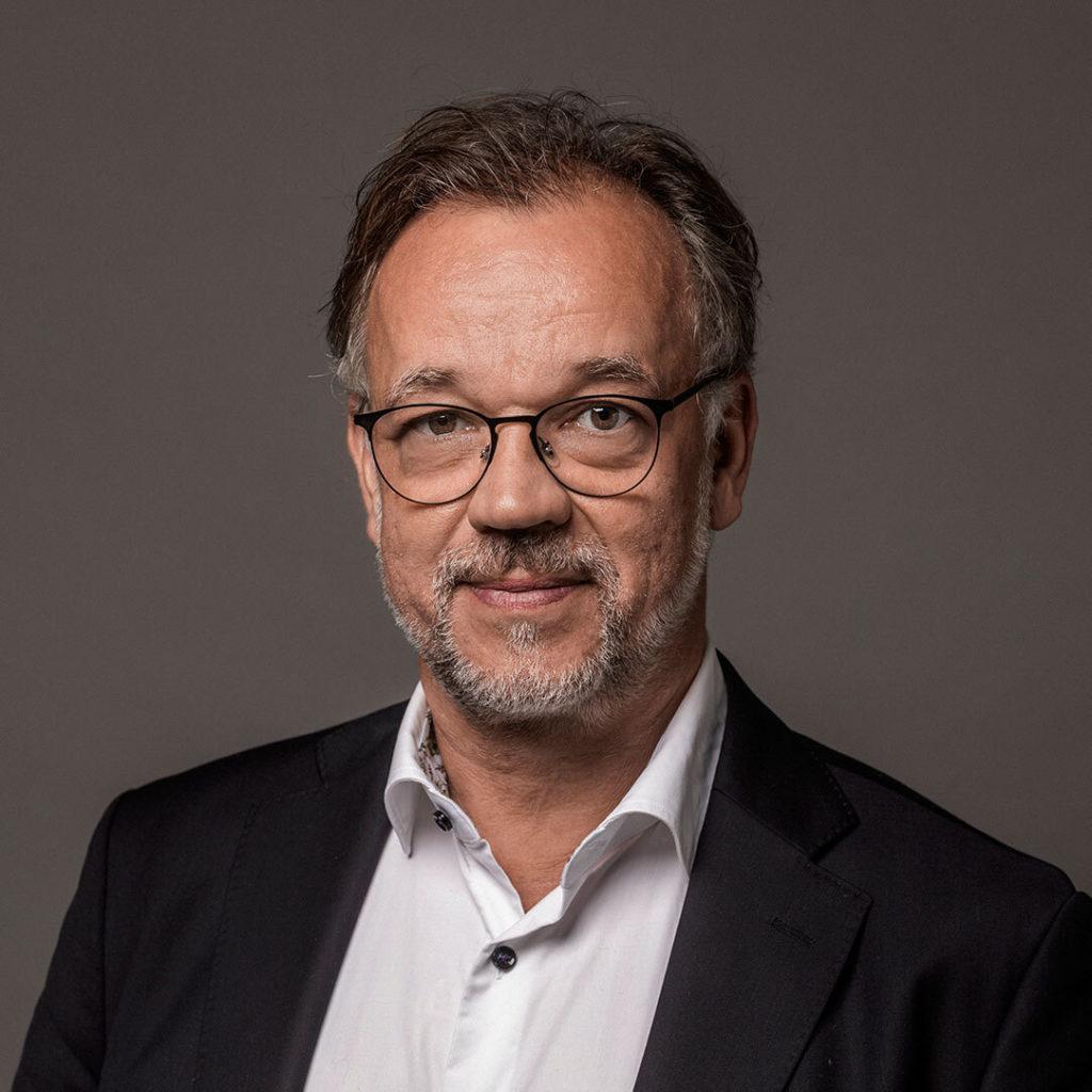 Porträtt på Hans Hägglund, nationell cancersamordnare