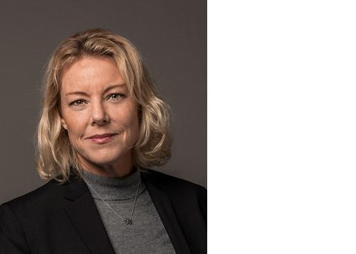 Porträtt av Ebba Hallersjö Hult